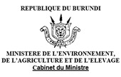 Ministry of Environment, Agriculture & Livestock; Burundi